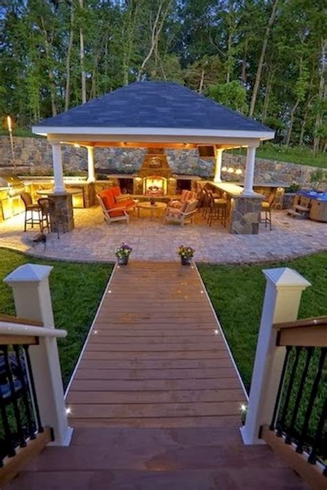 Backyard Pavilion Ideas Best 25 Backyard Pavilion Ideas On Pinterest Backyard Kitchen Backyard Bar And Patio Gazebo