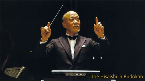 musique film ghibli joe hisaishi in budokan studio ghibli 25 years concert