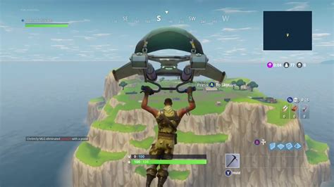fortnite island trying to get to a different island on fortnite battle