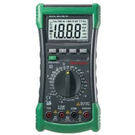 Multimeter Digital Mastech digital multimeter mastech ms8240a digital multimeter