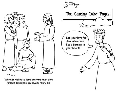 catholic mass coloring pages coloring pages