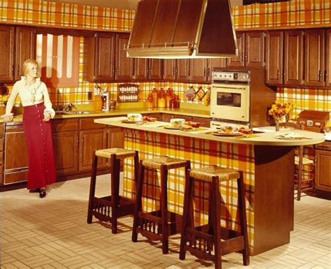 1960s Kitchen Cabinets by Kitchen Design From The 1940 S Through The 1970 S