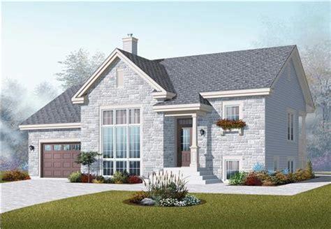 Home Designer Pro Split Level Split Level House Designs The Plan Collection