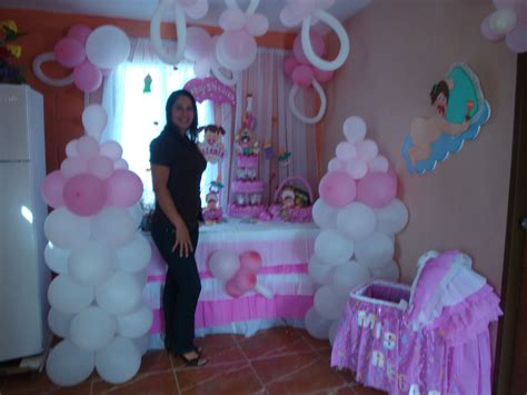 Decoracion Para Baby Shower De Niña by Decoraciones Para Baby Shower Fotos Auto Design Tech