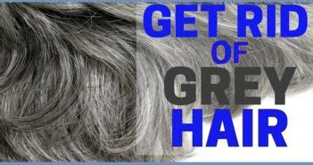 10 ways to get rid of grey hair without visiting a salon hair khoobsurati