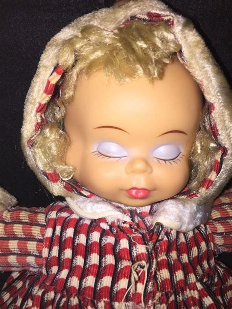 antique 3 faced porcelain doll ideal magic baby doll three faces original hang