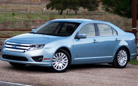 2010 ford fusion mpg 2010 ford fusion hybrid verdict motor trend