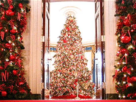 white house christmas ornament collection