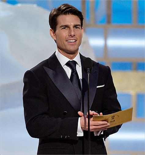 Tom Cruise Wins Top Of The Year by On Stage Highlights And Wins At The 2009 Golden Globe
