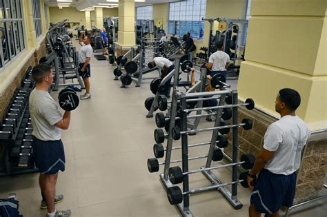 Fitness Center Software 1 by Phase One Done Gt Barksdale Air Base Gt Article