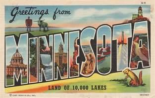 greetings from minnesota postcard roundup