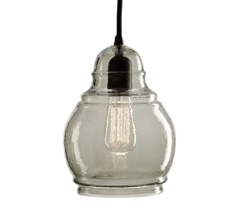 Pottery Barn Lighting Pendant Kitchen Pendants 2 Paxton Glass 3 Light Pendant Pottery Barn Home Pinterest