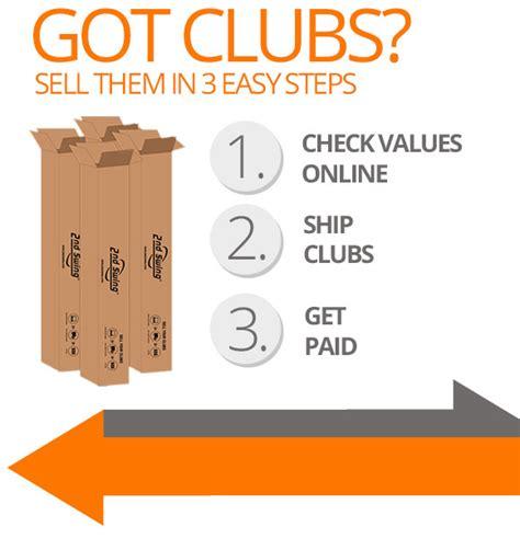 second swing trade in golf club trade in 2nd swing golf
