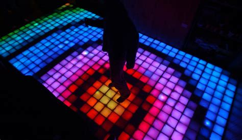 Disco Floor by Dropout Design And The Disco Floor Mit Admissions