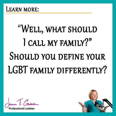 well what should i call my family should you define