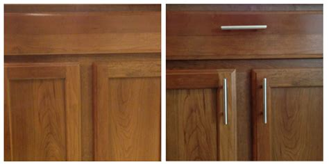 how to add knobs to kitchen cabinets how to add knobs to kitchen cabinets on the v side