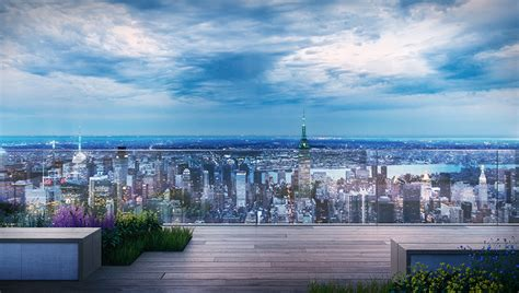 10 Hudson Yards 35th Floor New York Ny 10001 by The Spiral Office Tower In New York By Bjarke Ingels