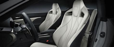 lexus rcf white interior interior rcf white lexus bahrain