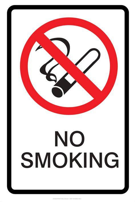 large printable no smoking signs 400mm x 600mm no smoking companel sign signs on line