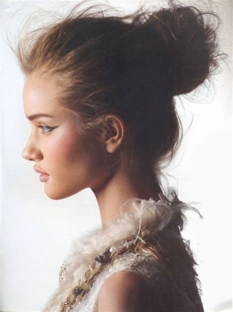 hairstyles buns messy for black messy chignon hairstyle the vandallist