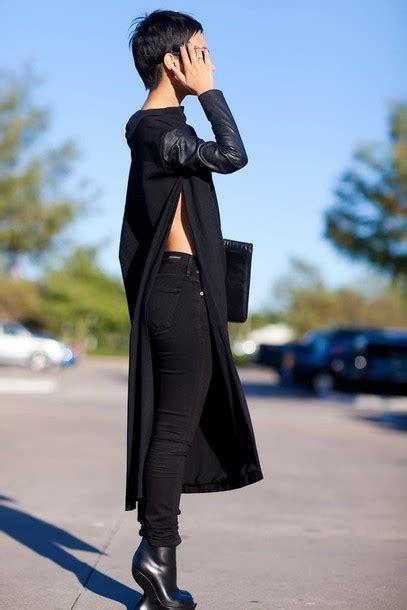 Maxi Blouse Maxi Top t shirt maxi shoes blouse top black sweater