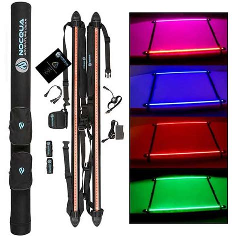 match light system nocqua spectrum color led light system marine