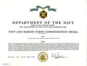 meritorious service medal citation template navy commendation medal template bestsellerbookdb