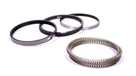 je pistons jg31f8 4030 2 piston rings pro steel series 4