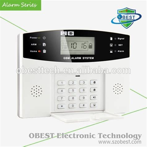 cheap security alarm system with 99 wireless zone 7 wired