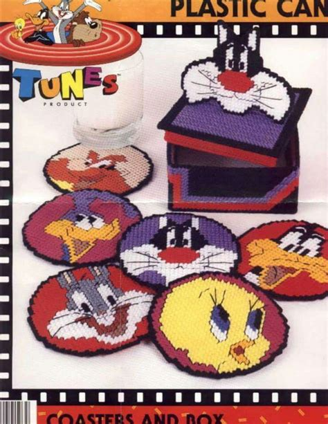 best looney tunes 810 best images about looney tunes plastic canvas on