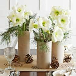 Diy Winter Party Decorations - winterliche tischdeko ideen f 252 r weihnachten und den advent