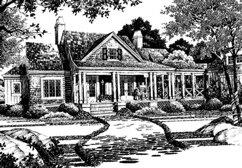 lakeside cottage house plans lakeside cottage william h phillips southern living