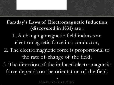 electromagnetic induction lecture electromagnetic induction discovered by 28 images electromagnetic induction in 1831 two