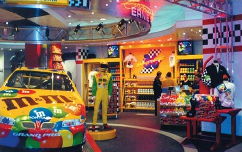 las vegas the m and m store by crazycartoongirl on deviantart