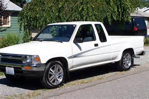 Toyota Picap 1992 Toyota Vin 4tarn81axnz008555