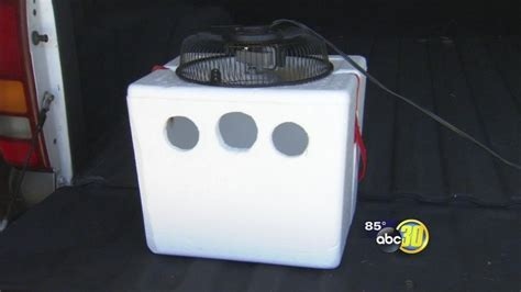 Handmade Air - diy air conditioner for around 8 abc30