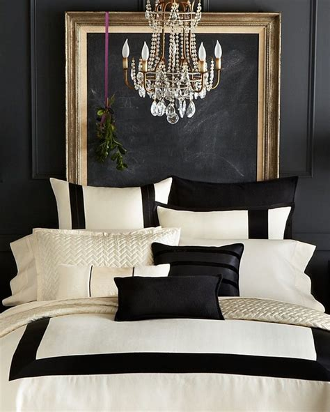 The black and gold bedroom boca do lobo inspiration and ideas