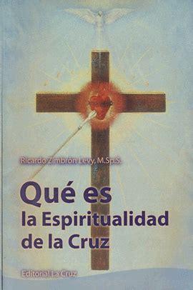 cadena de amor espiritualidad de la cruz editorial la cruz librer 237 a virgo