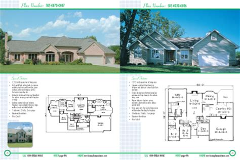 Home Plans Book by Book Of House Plans House Design Plans