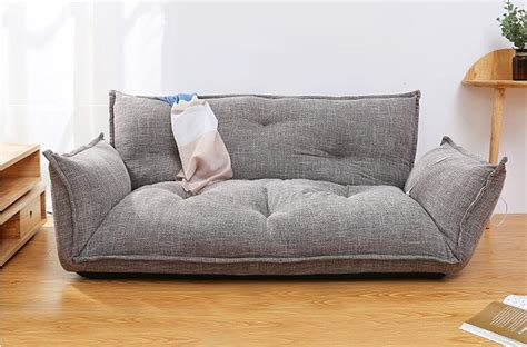 modern flexi futon floor sofa bed modern design floor sofa bed 5 position adjustable sofa