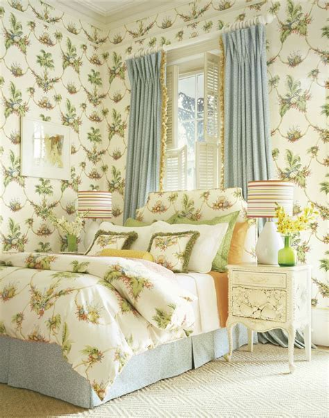 matching wallpaper and curtains fabrics 84 best images about bedrooms are better with wallpaper on