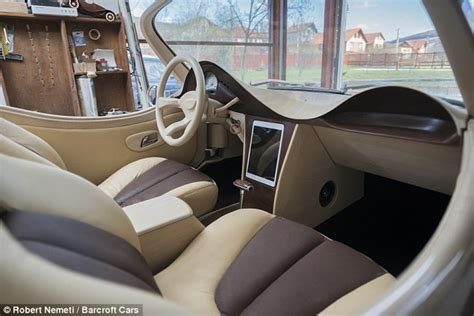 Cars With Wood Interior by Builds 163 14 000 Wooden Car Called That