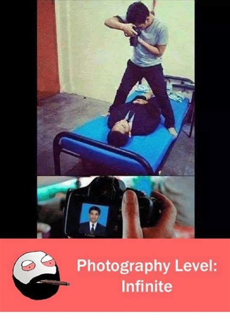 Meme Photography - photography level infinite meme on sizzle