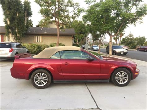 mustangs for sale in san diego ford mustang for sale san diego ca carsforsale
