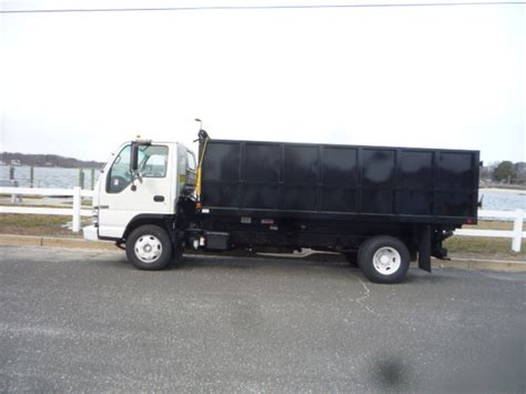 used trucks used 2007 isuzu npr dump truck for sale in nj 11133