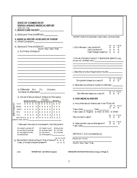Template For Cards For Sexual Abuse by The State Of Connecticut Technical Guidelines For The