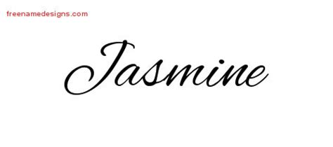 jasmine tattoo font cursive name tattoo designs jasmine download free free