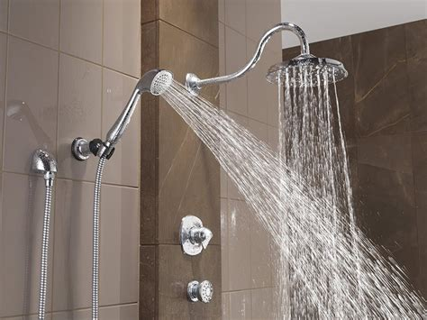 Showerhead Or Shower by Special Shower Extension Pipe The Homy Design