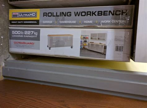 Seville Classics Ultrahd 12 Drawer Rolling Workbench by New In Box 11 Drawer Tool Cabinet Work Bench Stainless