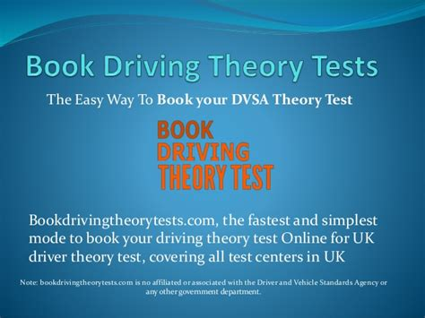 pattern of driving theory test bookdrivingtheorytests com
